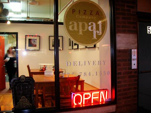 apart pizza