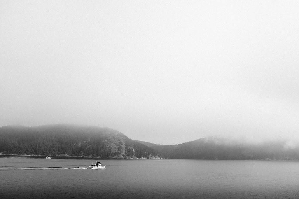 Orcas Island Ferry 12