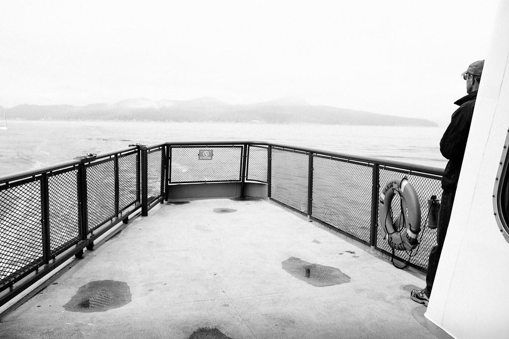 Orcas Island Ferry 10