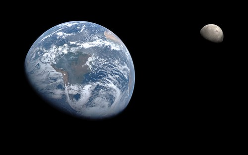 Mysteries of Science: Earth and moon