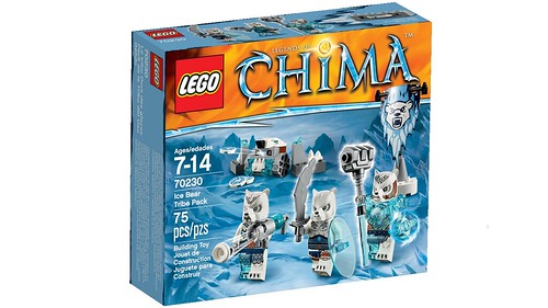 LEGO Legends of Chima 70230
