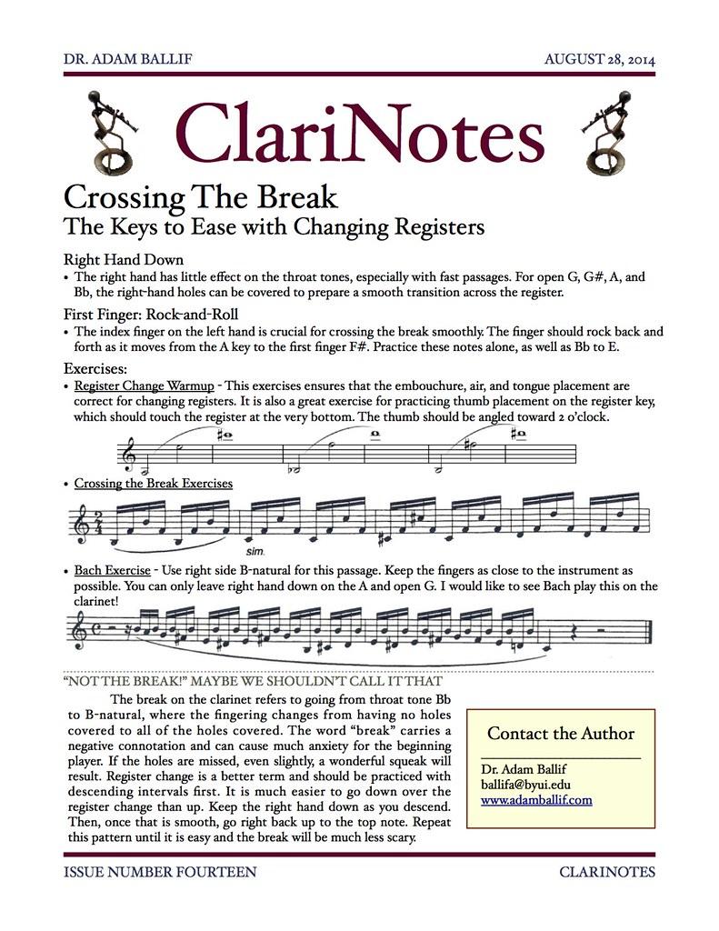 ClariNotes14