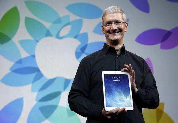 Презентация iPad и iMac