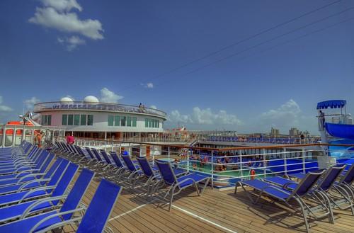 carnival paradise caribbean cruise vacation boat ship hdr highdynamicrange florida tampabay fl craigfildesfineartamericacom