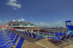 Carnival Paradise Verandah Deck