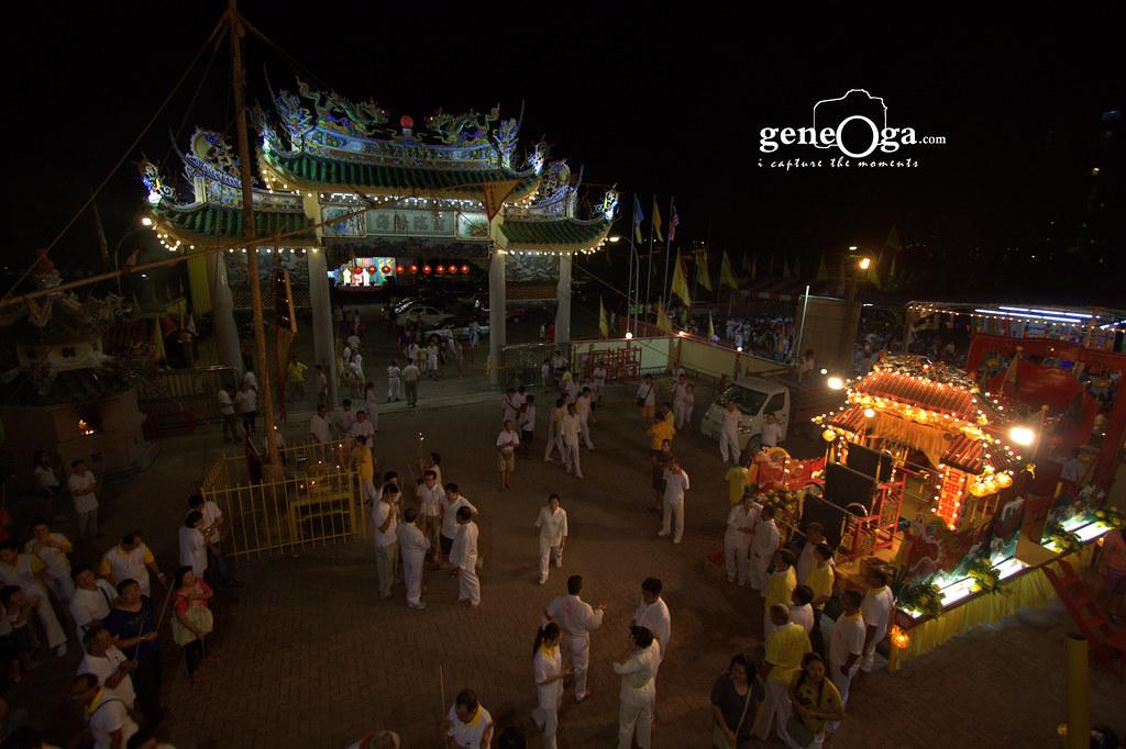 九皇爺 Festival 2014