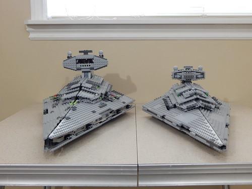 Fight 6211 Isd Vs 75055 Isd Lego Star Wars Eurobricks Forums