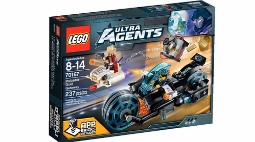 LEGO Ultra Agents 70167
