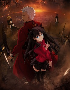 Fate/stay night: Unlimited Blade Works (2014) - Vô Hạn Kiếm Giới | Fate/stay night (2014) | Fate - Stay Night | Fate Stay night: Unlimited Blade Works [Blu-ray]