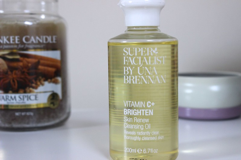Una Brennan Facial Oil