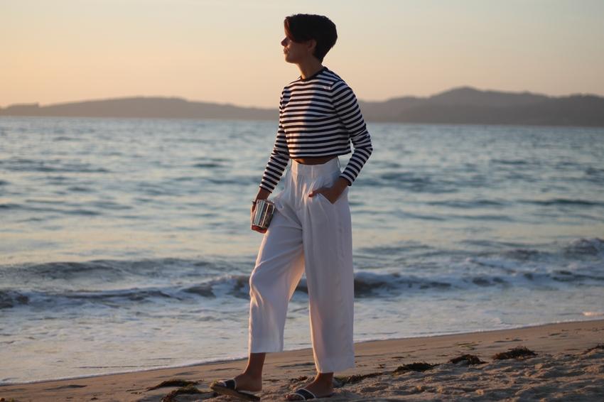 pantalon blanco