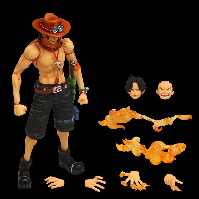 千值練 Amazing Action Figure 海賊王 艾斯(歐洲限定)