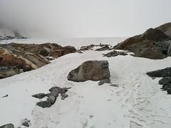 Gletscherfeld Hoher Weißzint