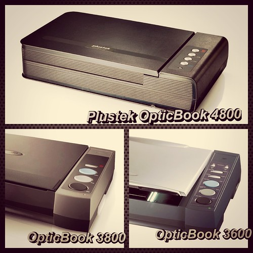Plustek OpticBook A4