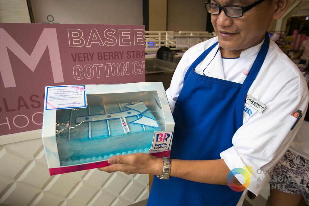Baskin Robin Ice Cream Cake Malaysia