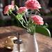 Sugar & vase