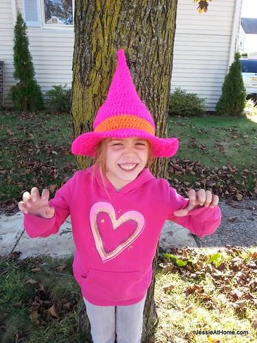 Free-Crochet-Pattern-Good-Little-Witch-Hat