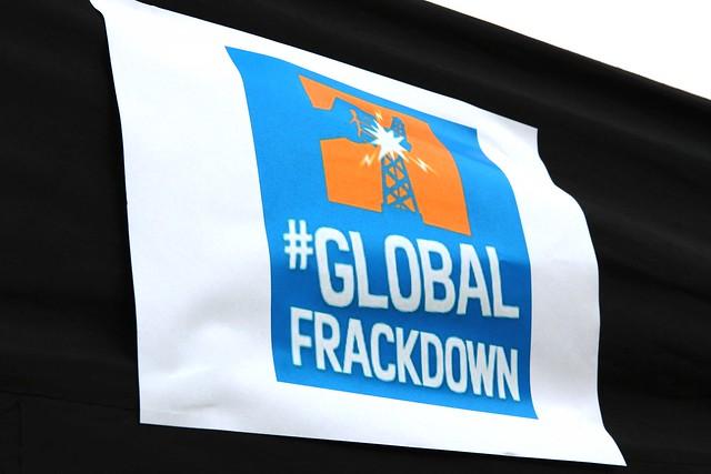 Join the Global Frackdown 2014