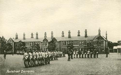 4 Pontefract Barracks
