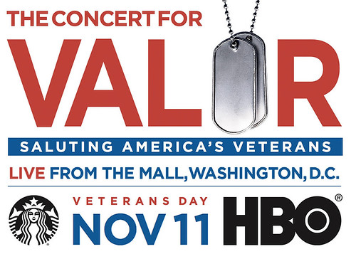 The Concert For Valor at the National Mall