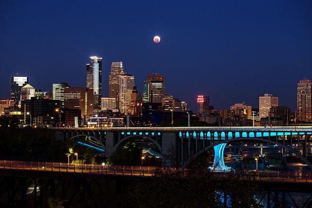 blood moon tonight mn - photo #34