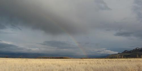 usa mountains oregon geotagged march rainbow unitedstates wallowa ladd lagrande ooolookit geo:lat=4526425511 geo:lon=11801419258