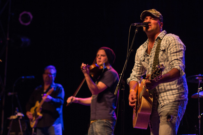 Emmet Bower Band at the Bourbon Theatre | 10-9-2014