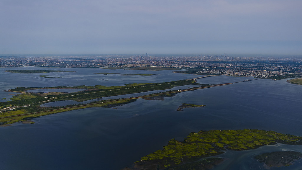Jamaica Bay to Manhattan