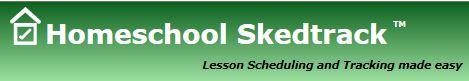 Homeschool Skedtrack Logo link