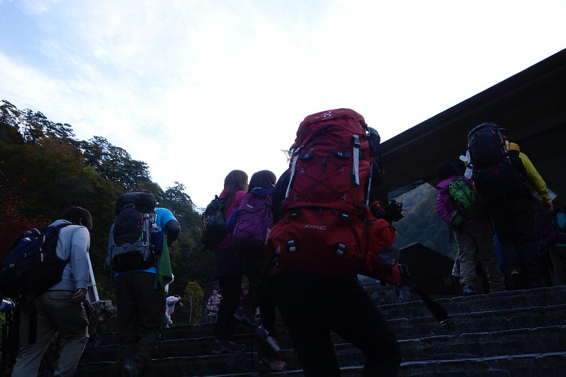2014年を振り返る 今年登った山 その6 白山2ndアタック1