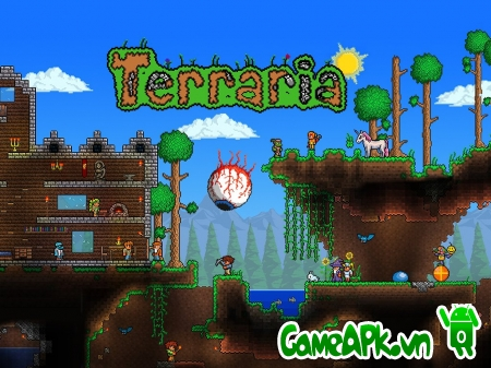 Terraria. v1.1.6299 (Full) cho Android
