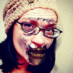 Men seldom make passes at girls who wear glasses. #dorothyparkerkilljoy, #zombify