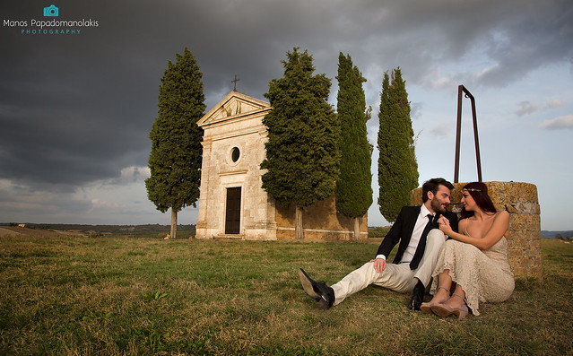 Pre Wedding Photography in Tuscany