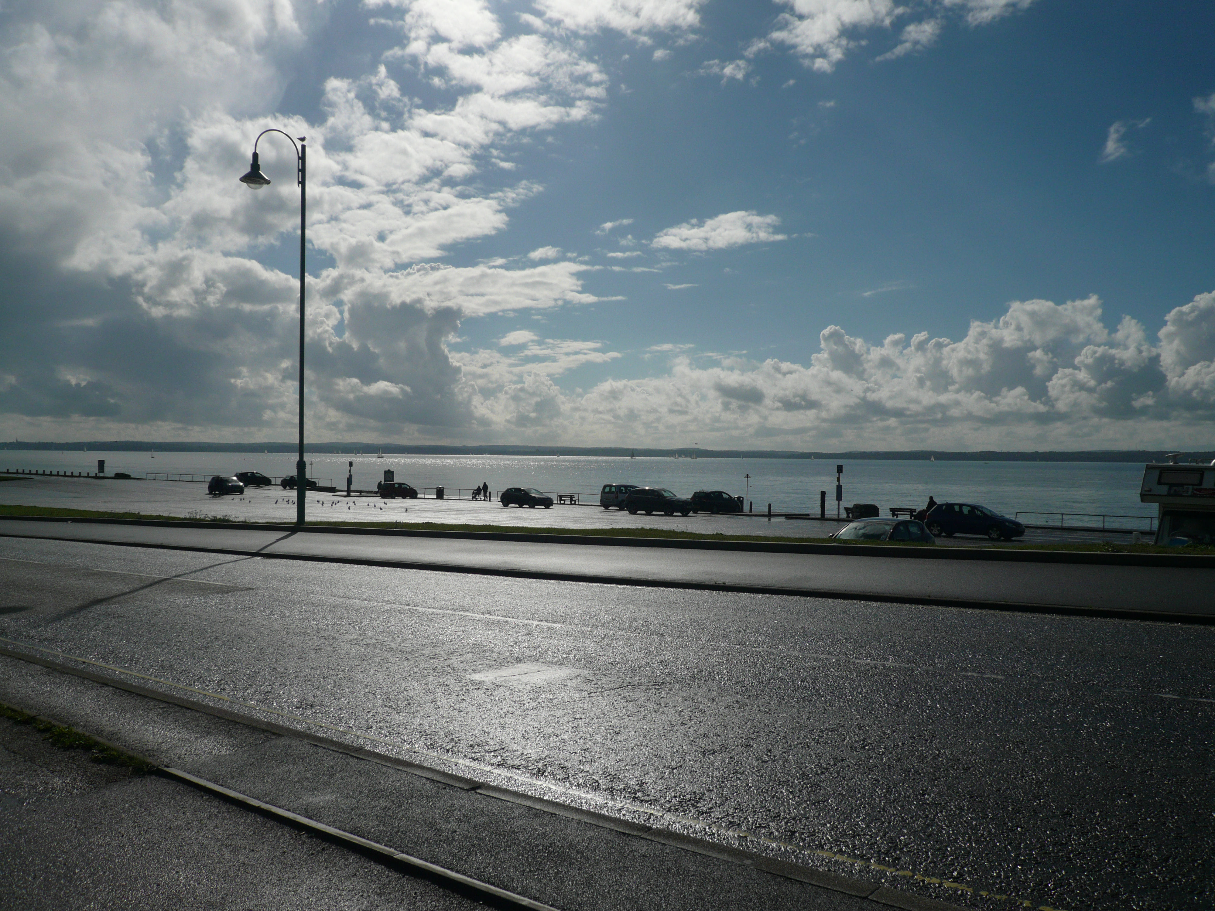 Lee on Solent seafront 2