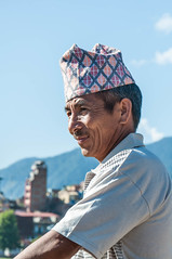 One face of Nepal