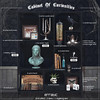 erratic / cabinet of curiosities / TAG! Gacha Key