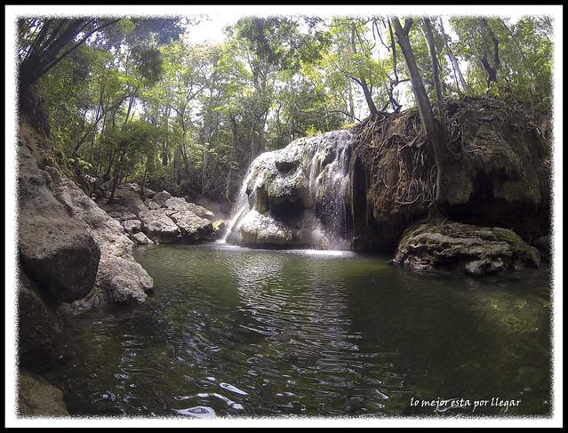 Cascadas Finca Paraíso, El Estor