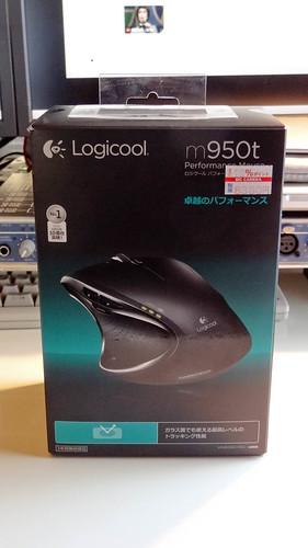 6年振りにマウスを買った (Logicool M950t)