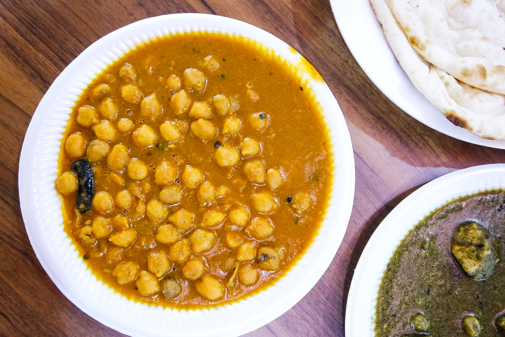 North Indian & Pakistani Food's Chole