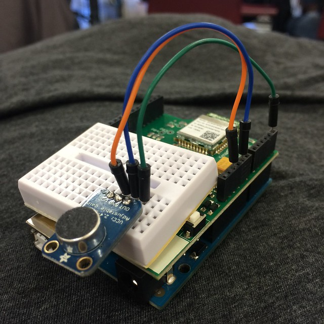 Build a smart quot clapper with smartthings and arduino
