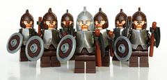 Dark brown knight