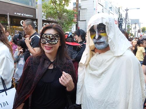Kagurazaka Bakeneko Parade 2014-16