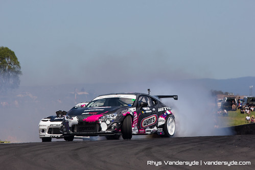 Formula Drift Asia in Sydney