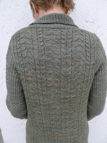 Stonecutters cardigan