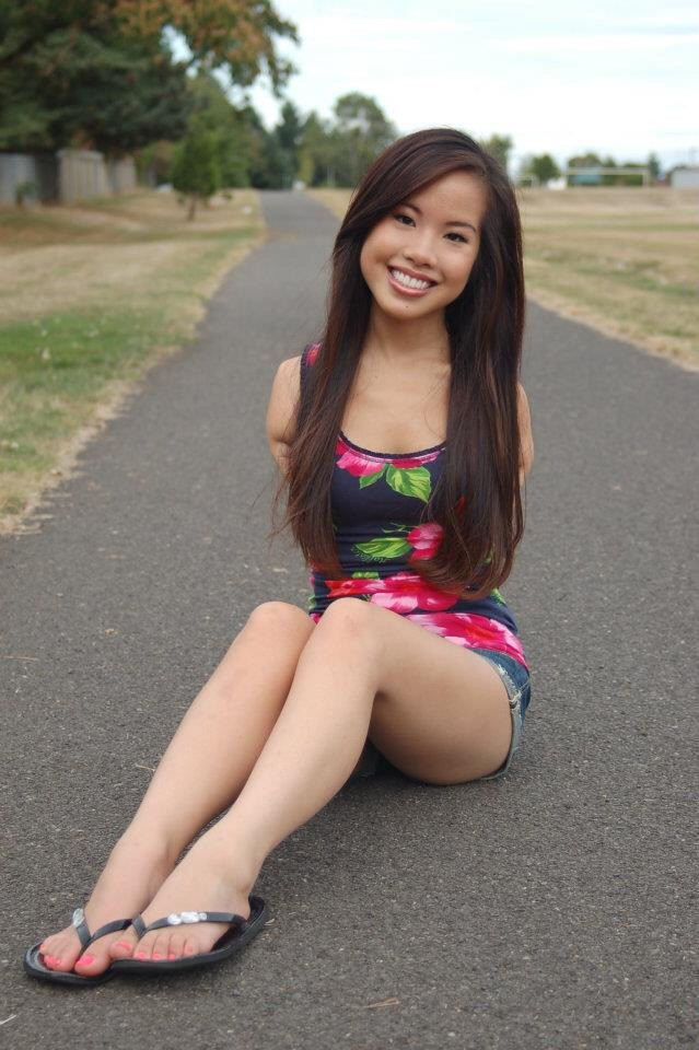 Well, asian foot fetish
