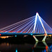 Royal Blue Bond Bridge - glow (1 of 1)