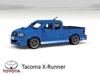 Toyota Tacoma X-Runner 2005
