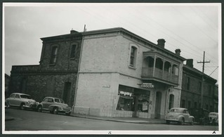 Foundry Hotel, Hindley Street, 1958