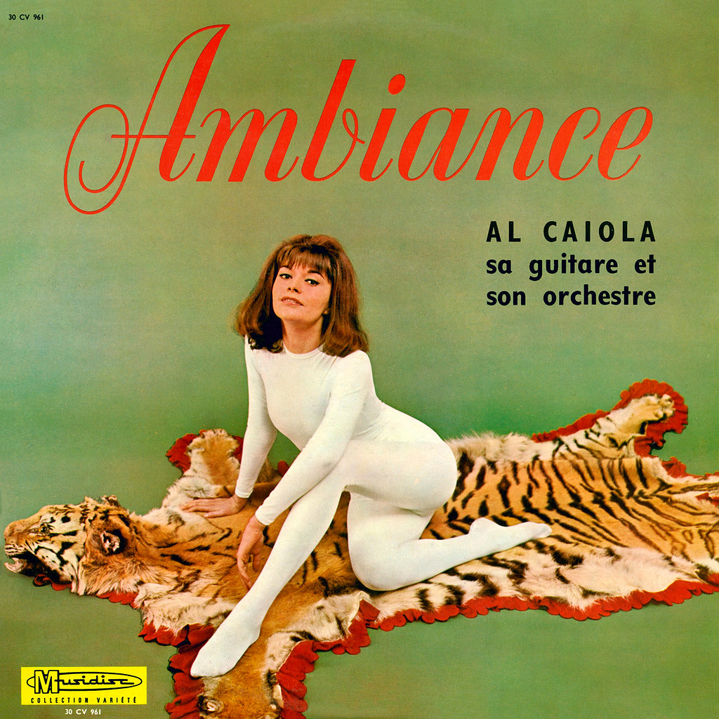 Al Caiola - Ambiance