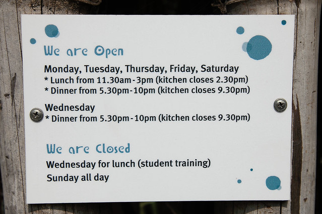 Haven Business Hours